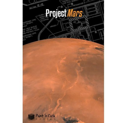 Project Mars (Board Game) | Guf