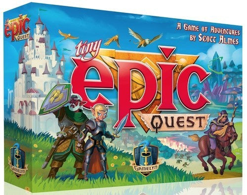 Tiny Epic Quest (Board Game) | Guf