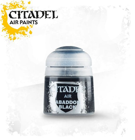 28-15 Citadel Air: Abaddon Black