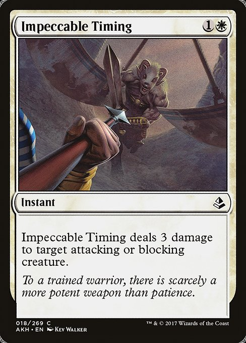 Impeccable Timing [Amonkhet] | Guf