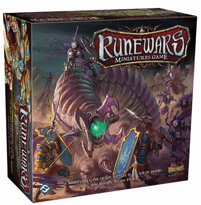 Runewars Miniatures Game Core Set | Guf