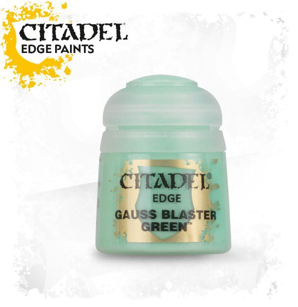 29-01 Citadel Edge: Guass Blaster Green