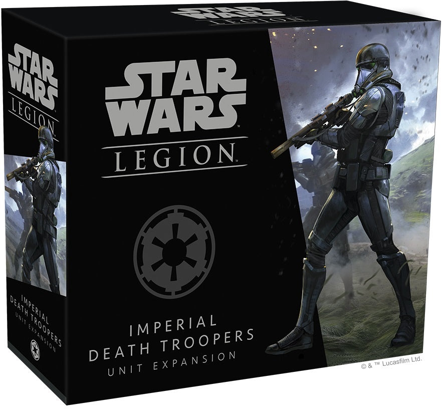 Star Wars Legion Imperial Death Troopers Unit Expansion | Guf