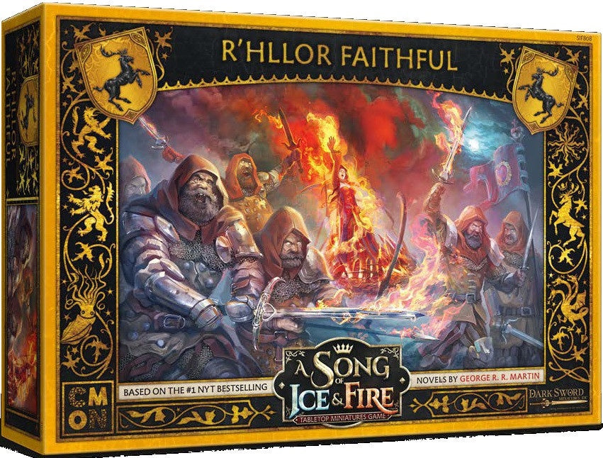 A Song of Ice and Fire TMG - R'hllor Faithful | Guf