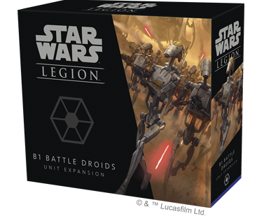 Star Wars Legion - B1 Battle Droids Unit Expansion | Guf