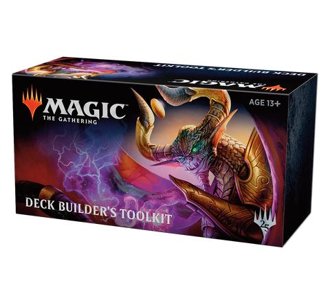 Magic Core Set 2019 Deck Builder's Toolkit