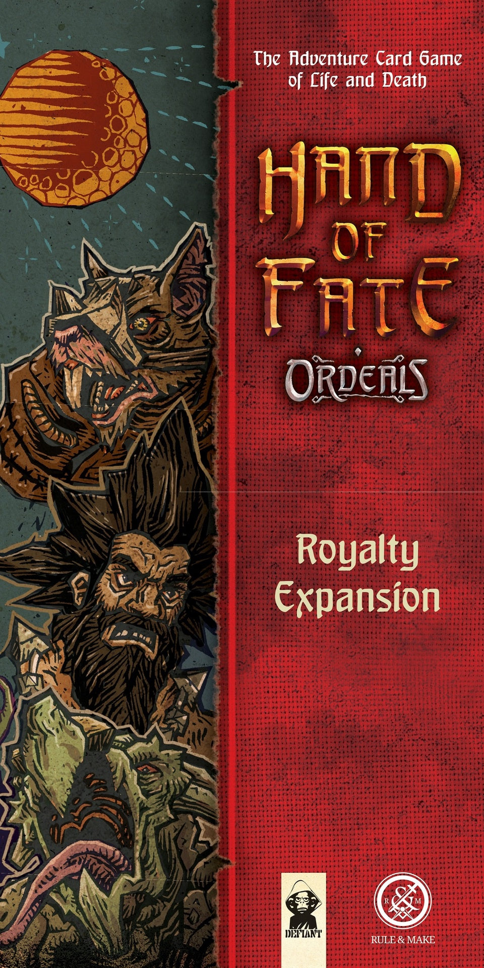 Hand of Fate Ordeals Royalty Expansion | Guf
