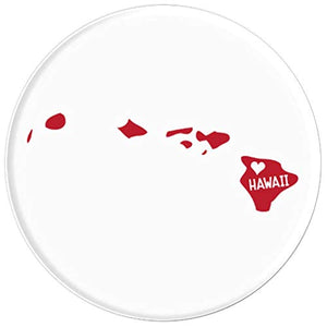 Amazon.com: Commonwealth States in the Union Series (Hawaii) - PopSockets Grip and Stand for Phones and Tablets: Cell Phones & Accessories - NJExpat