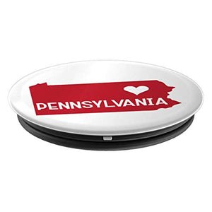 Amazon.com: Commonwealth States in the Union Series (Pennsylvania) - PopSockets Grip and Stand for Phones and Tablets: Cell Phones & Accessories - NJExpat