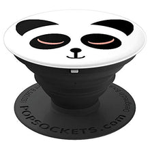 Load image into Gallery viewer, Amazon.com: Animal Faces Series (Panda) - PopSockets Grip and Stand for Phones and Tablets: Cell Phones & Accessories - NJExpat