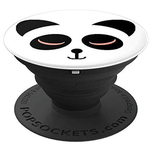 Amazon.com: Animal Faces Series (Panda) - PopSockets Grip and Stand for Phones and Tablets: Cell Phones & Accessories - NJExpat