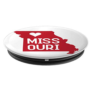 Amazon.com: Commonwealth States in the Union Series (Missouri) - PopSockets Grip and Stand for Phones and Tablets: Cell Phones & Accessories - NJExpat