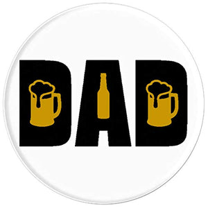 Amazon.com: Dad Needs A Beer! Mug/Stein or Bottle Will Do. - PopSockets Grip and Stand for Phones and Tablets: Cell Phones & Accessories - NJExpat