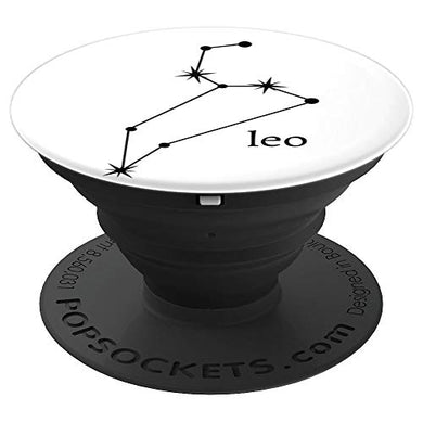 Amazon.com: Astrology Zodiac Calendar Series (Leo) - PopSockets Grip and Stand for Phones and Tablets: Cell Phones & Accessories