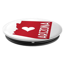 Load image into Gallery viewer, Amazon.com: Commonwealth States in the Union Series (Arizona) - PopSockets Grip and Stand for Phones and Tablets: Cell Phones & Accessories - NJExpat