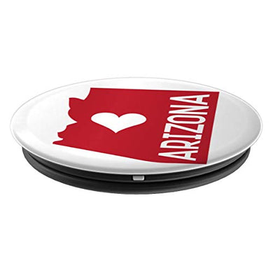 Amazon.com: Commonwealth States in the Union Series (Arizona) - PopSockets Grip and Stand for Phones and Tablets: Cell Phones & Accessories