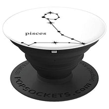 Load image into Gallery viewer, Amazon.com: Astrology Zodiac Calendar Series (PIsces) - PopSockets Grip and Stand for Phones and Tablets: Cell Phones & Accessories - NJExpat