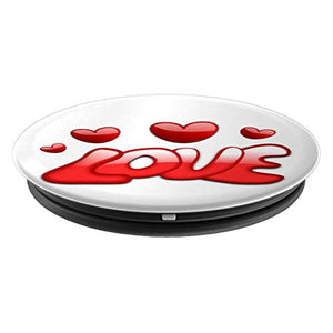 Amazon.com: Love Hearts in Shades of Red Design - PopSockets Grip and Stand for Phones and Tablets: Cell Phones & Accessories - NJExpat