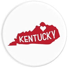 Load image into Gallery viewer, Amazon.com: Commonwealth States in the Union Series (Kentucky) - PopSockets Grip and Stand for Phones and Tablets: Cell Phones & Accessories - NJExpat