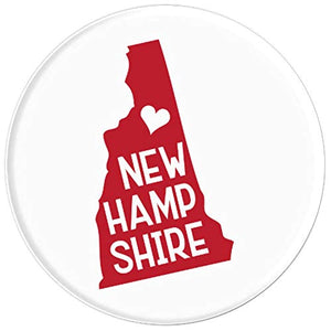 Amazon.com: Commonwealth States in the Union Series (New Hampshire) - PopSockets Grip and Stand for Phones and Tablets: Cell Phones & Accessories - NJExpat