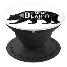 Load image into Gallery viewer, Amazon.com: Bear Series - Meme - PopSockets Grip and Stand for Phones and Tablets: Cell Phones & Accessories - NJExpat