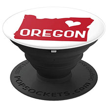 Load image into Gallery viewer, Amazon.com: Commonwealth States in the Union Series (Oregon) - PopSockets Grip and Stand for Phones and Tablets: Cell Phones & Accessories - NJExpat