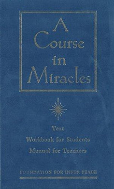 A Course in Miracles, free shipping