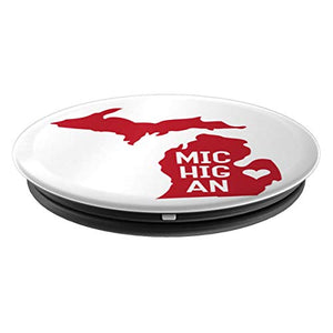 Amazon.com: Commonwealth States in the Union Series (Michigan) - PopSockets Grip and Stand for Phones and Tablets: Cell Phones & Accessories - NJExpat