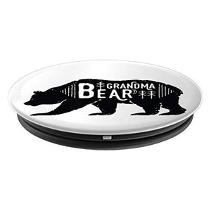 Amazon.com: Bear Series - Grandma - PopSockets Grip and Stand for Phones and Tablets: Cell Phones & Accessories - NJExpat
