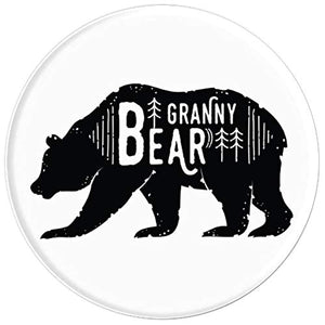 Amazon.com: Bear Series - Granny - PopSockets Grip and Stand for Phones and Tablets: Cell Phones & Accessories - NJExpat