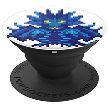 Load image into Gallery viewer, Amazon.com: Dragon Punch Child's Character Pixelated Design - PopSockets Grip and Stand for Phones and Tablets: Cell Phones & Accessories - NJExpat