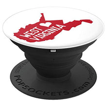 Load image into Gallery viewer, Amazon.com: Commonwealth States in the Union Series (West Virginia) - PopSockets Grip and Stand for Phones and Tablets: Cell Phones & Accessories - NJExpat