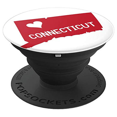 Amazon.com: Commonwealth States in the Union Series (Connecticut) - PopSockets Grip and Stand for Phones and Tablets: Cell Phones & Accessories