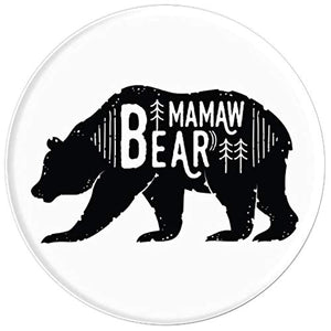 Amazon.com: Bear Series - Mawmaw - PopSockets Grip and Stand for Phones and Tablets: Cell Phones & Accessories - NJExpat