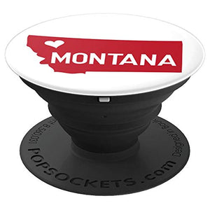 Amazon.com: Commonwealth States in the Union Series (Montana) - PopSockets Grip and Stand for Phones and Tablets: Cell Phones & Accessories - NJExpat