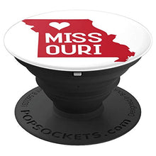 Load image into Gallery viewer, Amazon.com: Commonwealth States in the Union Series (Missouri) - PopSockets Grip and Stand for Phones and Tablets: Cell Phones & Accessories - NJExpat