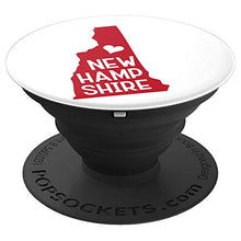 Load image into Gallery viewer, Amazon.com: Commonwealth States in the Union Series (New Hampshire) - PopSockets Grip and Stand for Phones and Tablets: Cell Phones & Accessories - NJExpat