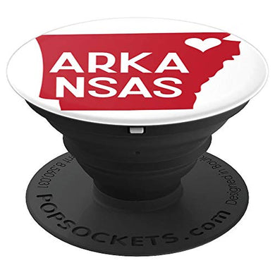 Amazon.com: Commonwealth States in the Union Series (Arkansas) - PopSockets Grip and Stand for Phones and Tablets: Cell Phones & Accessories