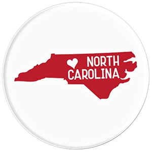 Amazon.com: Commonwealth States in the Union Series (North Carolina) - PopSockets Grip and Stand for Phones and Tablets: Cell Phones & Accessories - NJExpat