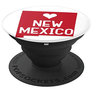 Amazon.com: Commonwealth States in the Union Series (New Mexico) - PopSockets Grip and Stand for Phones and Tablets: Cell Phones & Accessories - NJExpat