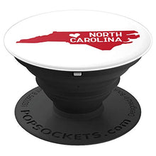 Load image into Gallery viewer, Amazon.com: Commonwealth States in the Union Series (North Carolina) - PopSockets Grip and Stand for Phones and Tablets: Cell Phones & Accessories - NJExpat