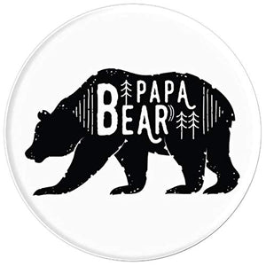 Amazon.com: Bear Series - Papa - PopSockets Grip and Stand for Phones and Tablets: Cell Phones & Accessories - NJExpat