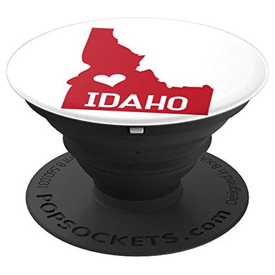 Amazon.com: Commonwealth States in the Union Series (Idaho) - PopSockets Grip and Stand for Phones and Tablets: Cell Phones & Accessories