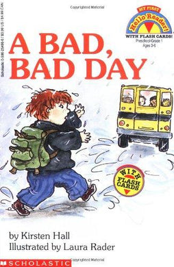 A Bad, Bad Day (My First Hello Reader) - NJExpat