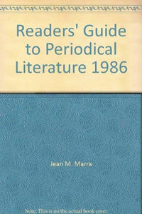 Abridged Readers' Guide to Periodical Literature March 1986 - NJExpat