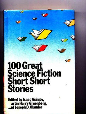 100 Great Science Fiction Short Short Stories - NJExpat
