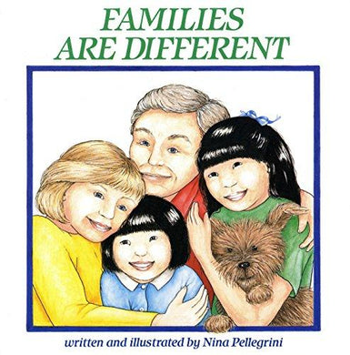 Families Are Different (Holiday House Book) - NJExpat