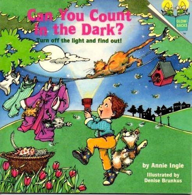 Can You Count in the Dark? (Glowbacks) by Annie Ingle (1993-10-12)