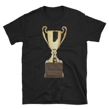 Load image into Gallery viewer, Trophy Short-Sleeve Unisex T-Shirt