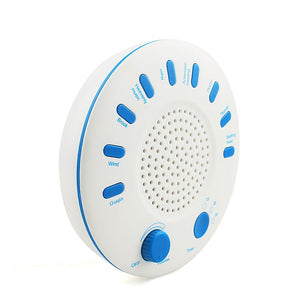 Therapeutic Relaxing Sleep Machine, White noise and more plus Electronic Timer, free shipping - NJExpat